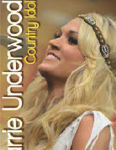 carrie underwood - country idol