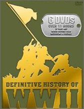 the definitive history of WWII